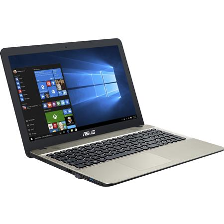 "NOTEBOOK 15"" ASUS VIVOBOOK MAX X541UA i3-7100U 4GB HD 1TERA WIN 10 BLACK"