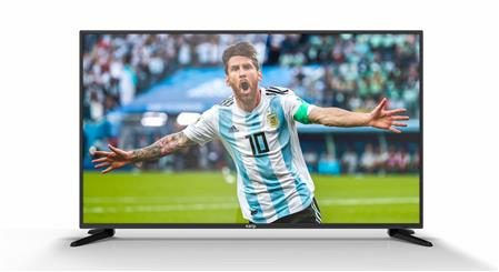 "TV LED SMART 43"" KANJI ANDROID 1GB/8GB HD, HDMI, USB, TDA REMOTO"