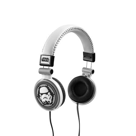 AURICULAR S/MIC VINCHA ONE FOR ALL HP9902 STORMTROOPER DISNEY
