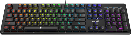 TECLADO GENIUS GX SCORPION K10 GAMING