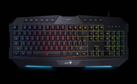 TECLADO GENIUS GX SCORPION K20 GAMING