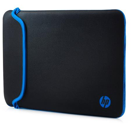 "FUNDA 14"" HP REVERSIBLE V5C27AA AZUL CHROMA"