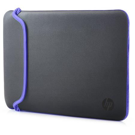 "FUNDA 14"" HP REVERSIBLE V5C28AA PURPURA CHROMA"