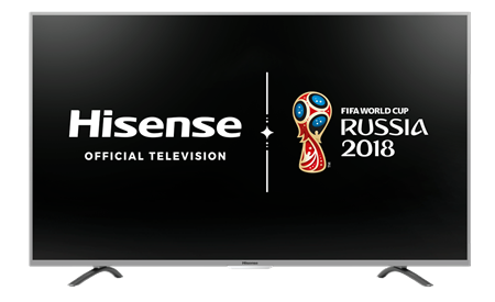 "TV LED SMART 50"" HISENSE HLE5017RTUXI MUNDIAL HOTSALE 4K"