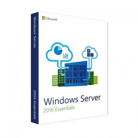 SOFTWARE MICROSOFT WINDOWS SERVER 2016 SNGL OLP 16 LIC NL COR