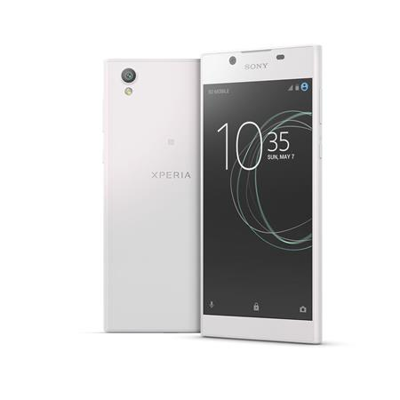 CELULAR SONY XPERIA L1 G3313 BLANCO QUAD CORE ANDROID 7.0