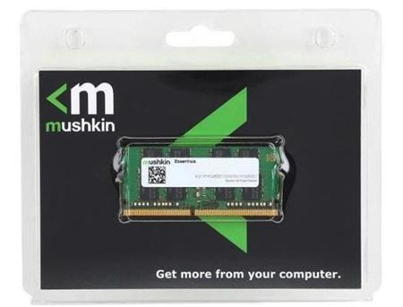 MEMORIA SODIMM DDR4 4GB 2400 MUSHKIN ESSENTIALS