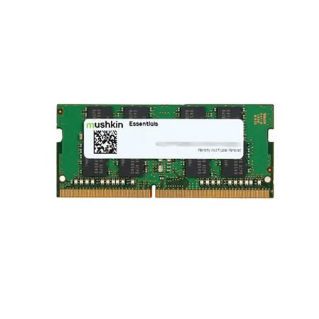 MEMORIA SODIMM DDR4 8GB 2400 MUSHKIN ESSENTIALS
