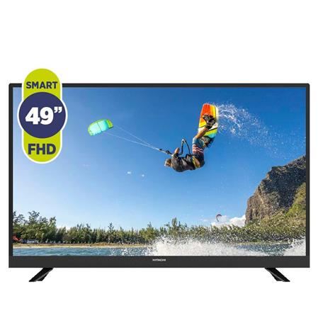 "TV LED SMART 49"" HITACHI LE49SMART14 FULLHD TDA"