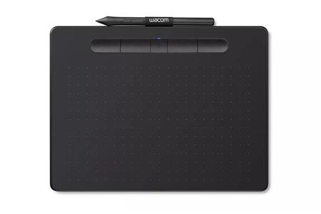 TABLETA GRAFICA WACOM INTUOS COMFORT PEN SMALL CTL4100WLK0 BLUETOOTH