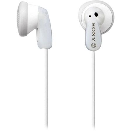 AURICULAR S/MIC EARBUD SONY MDR-E9LP WHITE