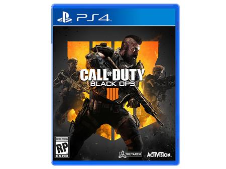JUEGO PS4 BOX CALL OF DUTY BLACK OPS 4