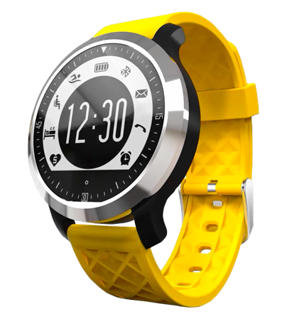 SMARTWATCH INSTTO INSPORT 2 SW-IN-B69BY0 SPORT WATCH AMARILLO