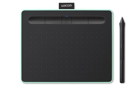 TABLETA GRAFICA WACOM INTUOS COMFORT PEN SMALL CTL4100WLE0 BLUETOOTH