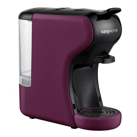 CAFETERA KANJIHOME KJH-CM1500MC01-P MULTICAPSULA PURPLE