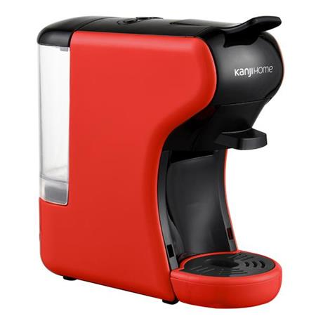CAFETERA KANJIHOME KJH-CM1500MC01-R MULTICAPSULA RED