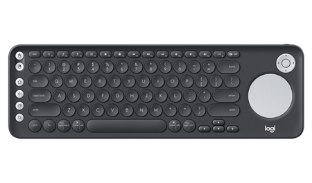 TECLADO WIRELESS LOGITECH K600 SMART TV