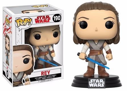 FIGURA FUNKO POP STAR WARS X REY 190