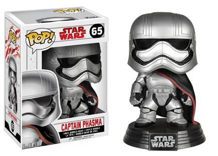 FIGURA FUNKO POP STAR WARS CAPITAN PHASMA 65