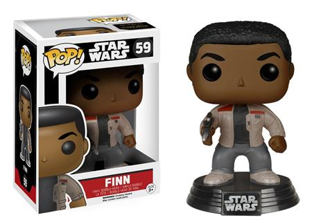FIGURA FUNKO POP STAR WARS FINN 59