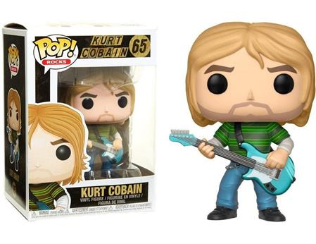 FIGURA FUNKO POP ROCKS KURT COBAIN 65
