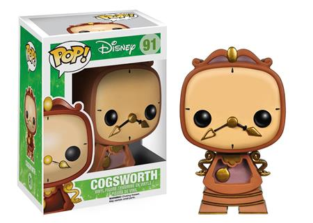 FIGURA FUNKO POP DISNEY COGSWORTH 91