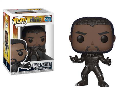 MUÑECO FUNKO POP VINYL MARVEL BLACK PANTHER 273
