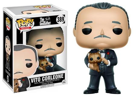 FIGURA FUNKO POP THE GODFATHER VITO CORLEONE 389