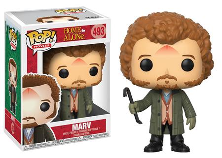 FIGURA FUNKO POP HOME ALONE MARV 493