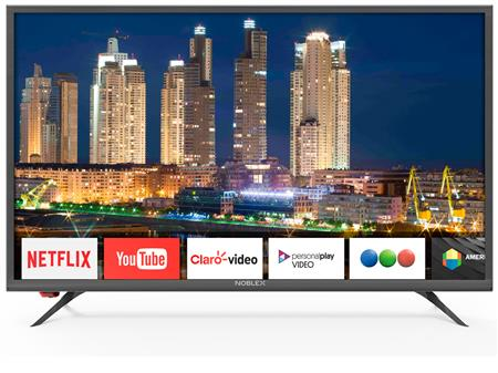 "TV LED SMART 43"" NOBLEX DI43X5100 FULLHD"