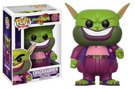FIGURA FUNKO POP MOVIES SPACE JAM SWACKHAMMER 416