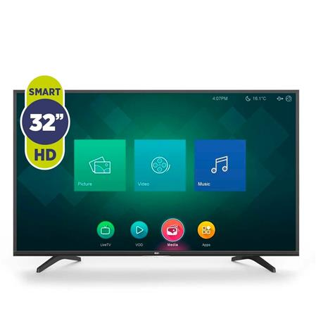 "TV LED SMART 32"" BGH B3218H5 HD TDA"