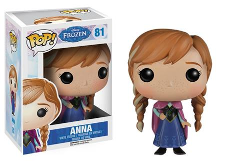FIGURA FUNKO POP DISNEY FROZEN ANNA 81