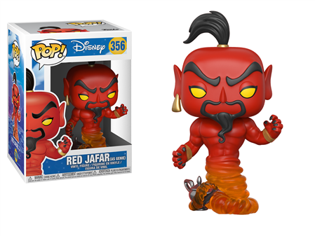 FIGURA FUNKO POP DISNEY RED JAFAR (AS GENIE) 356