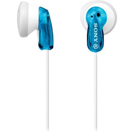 AURICULAR S/MIC EARBUD SONY MDR-E9LP BLUE