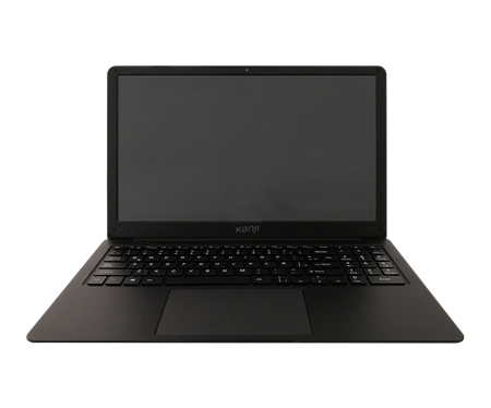 "NOTEBOOK 15"" KANJI TAMURA DUO MAX N3350 4GB EMMC 32GB HD WIN 10 BLACK"