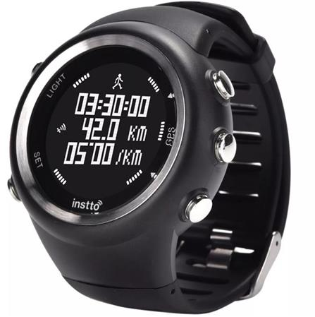 SMARTWATCH INSTTO  SPORT GPS INSPORT 3 BLACK IN-B85000