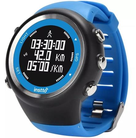 SMARTWATCH INSTTO  SPORT GPS INSPORT 3 BLUE IN-B85B00
