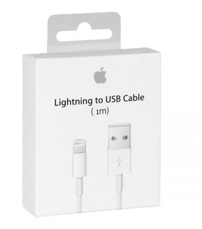 CABLE APPLE USB A LIGHTNING 1M MD818ZM/A ORIGINAL