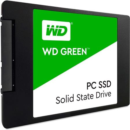 DISCO SSD SATA 480GB WESTERN DIGITAL GREEN
