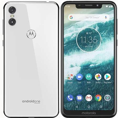 CELULAR MOTOROLA ONE XT1941-5 WHITE SINGLE SIM