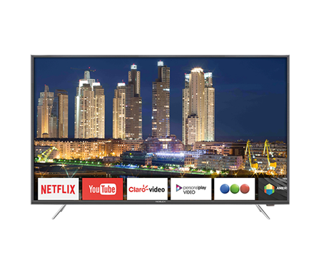 "TV LED SMART 55"" NOBLEX DJ55X6500 4K UHD ULTRA HD TDA"