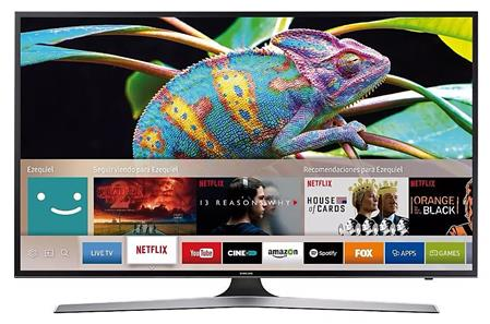 "SMART TV 50"" SAMSUNG 4K ULTRA HD UN50MU6100GCZB"