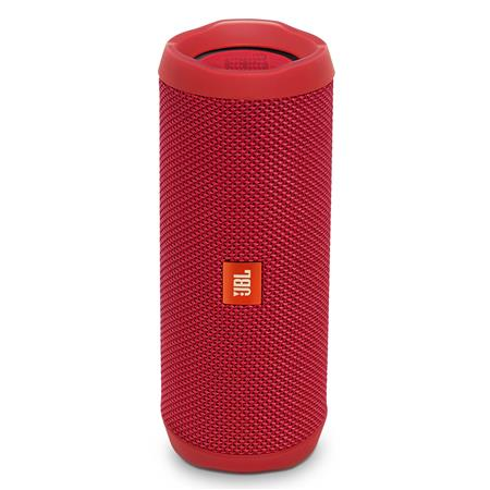 PARLANTE PORTATIL JBL FLIP4 BLUETOOTH STEREO ROJO RED