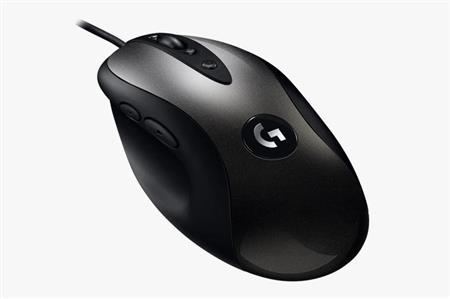 MOUSE LOGITECH G MX518 GAMING HERO 16K