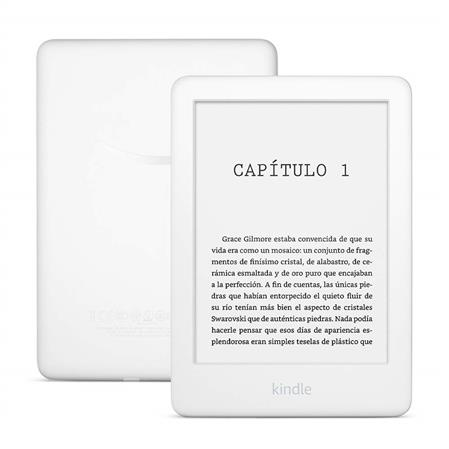 "EREADER 6"" KINDLE NEW WHITE 10GEN RETROILUMINADO 4GB WIFI BLUETOOTH 2019"