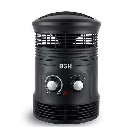 CALOVENTOR BGH FAN HEATER 360 BHF20B18 C/TERMOSTATO 1800W