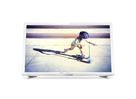 "TV LED 24"" PHILIPS HD MULTIMEDIA USB HDMI TDA 24PHG4032/77"