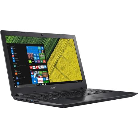 "NOTEBOOK 15"" ACER ASPIRE 3 i3-7020U 4GB HD 1TERA BLACK"