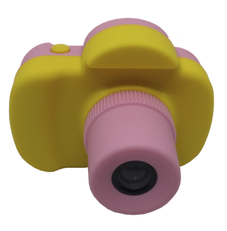 CAMARA DIGITAL KANJI KJ-CAMK1DS003 KIDS 4GB PINK